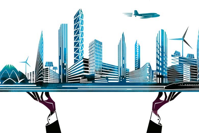 5 reason when moving into a smart city