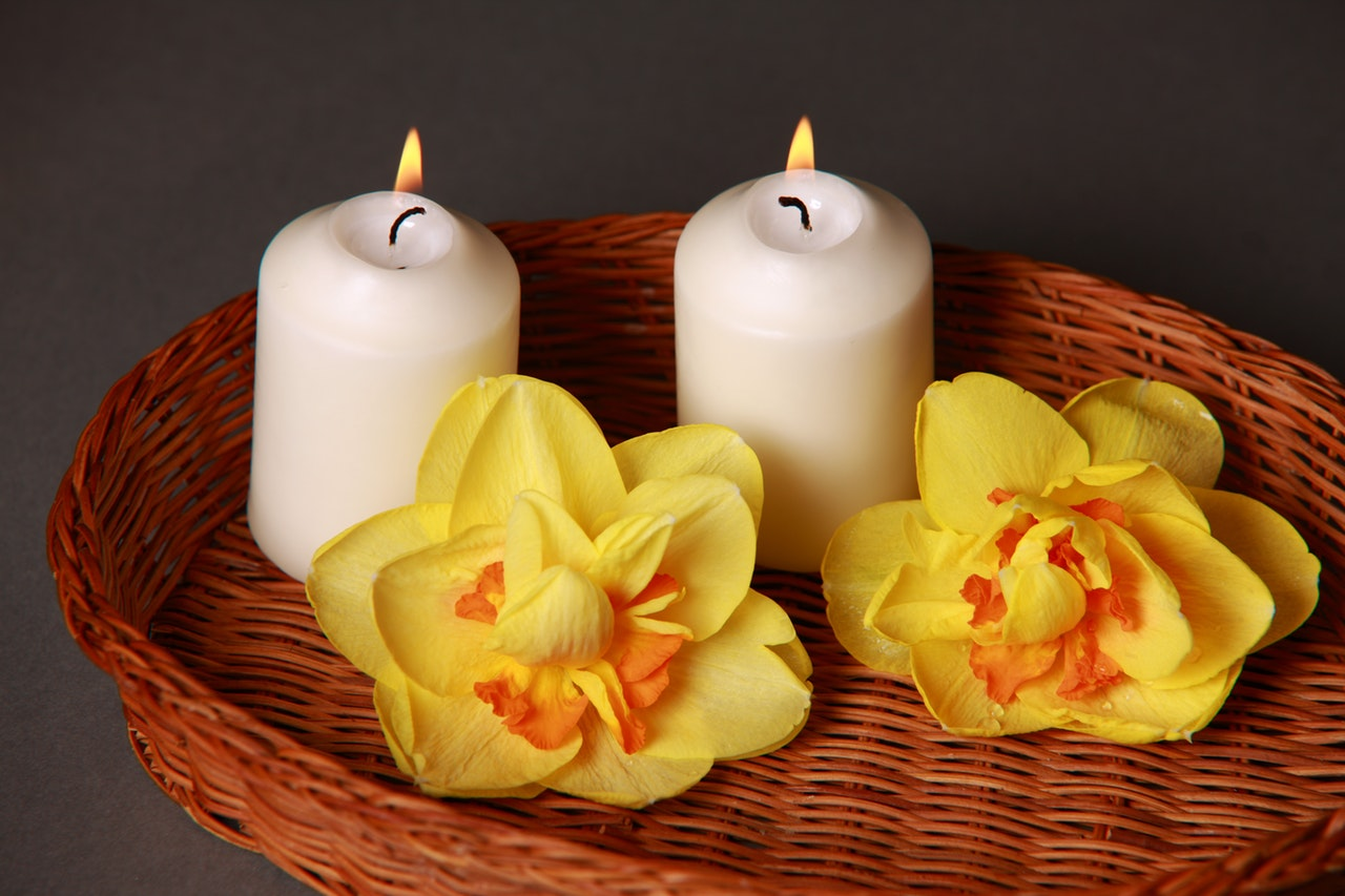Spread the Scent with Candles