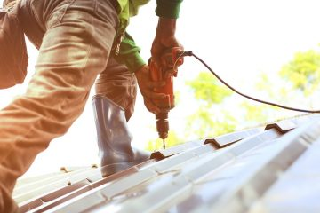 How to Select the Right Roof Repair Company