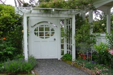 20 Garden Gate Ideas