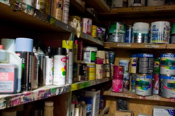 How to Use Paint Thinner Safely