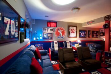 Sports, Games, and Movies How to Design the Best Space Ever